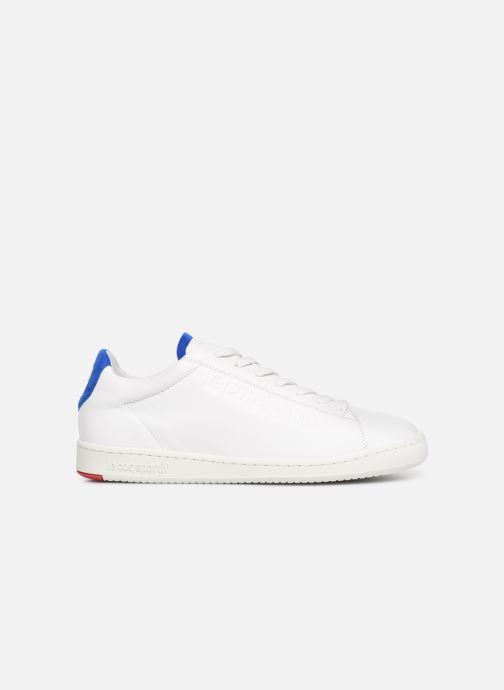 Sneaker Le Coq Sportif Blazon W weiß ansicht von hinten