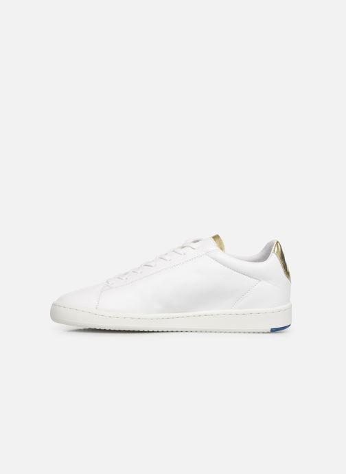 Sneakers Le Coq Sportif Blazon W Bianco immagine frontale