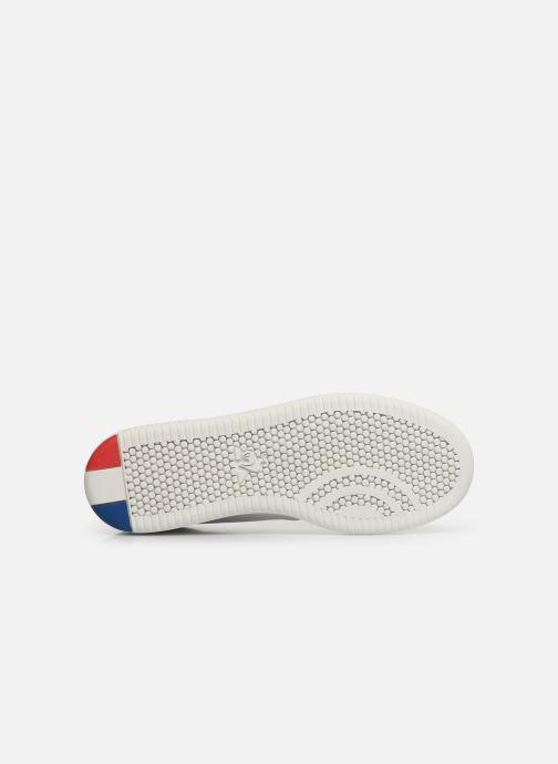 Sneakers Le Coq Sportif Blazon W Bianco immagine dall'alto