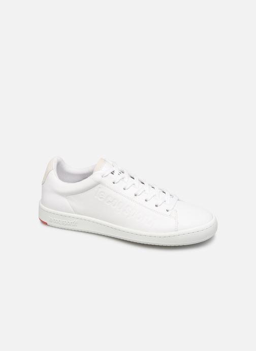 Sneaker Le Coq Sportif Blazon W weiß detaillierte ansicht/modell