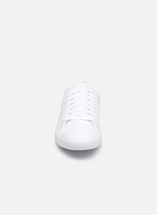 Baskets Le Coq Sportif Flag W Blanc vue portées chaussures