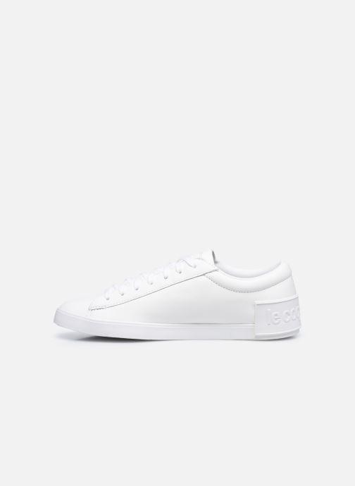 Sneakers Le Coq Sportif Flag W Bianco immagine frontale