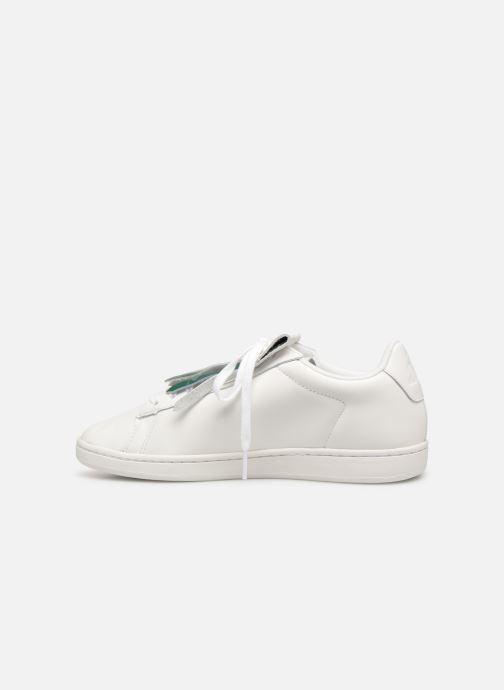 Sneaker Le Coq Sportif Courtset W weiß ansicht von vorne