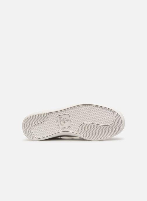 Sneaker Le Coq Sportif Courtset W weiß ansicht von oben