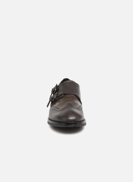 Mocassins Geox D Promethea A D74R3A Marron vue portées chaussures