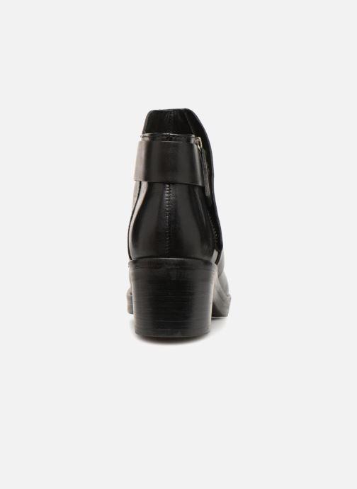Bottines et boots Geox D Demy A D541LA Noir vue droite