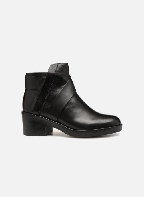 Bottines et boots Geox D Demy A D541LA Noir vue derrière