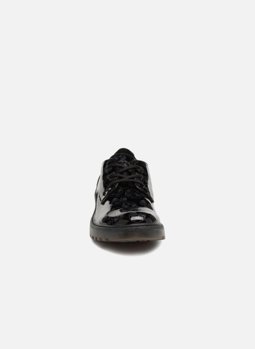 Chaussures à lacets Geox J Casey G. M J6420M Noir vue portées chaussures