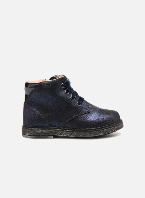 Boots en enkellaarsjes Geox B Glimmer G. B B64B6C Blauw achterkant