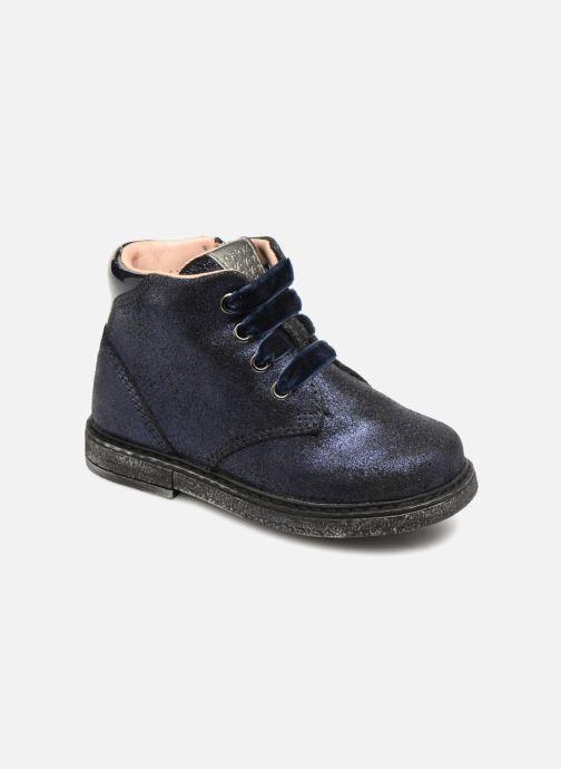 Bottines et boots Geox B Glimmer G. B B64B6C Bleu vue détail/paire