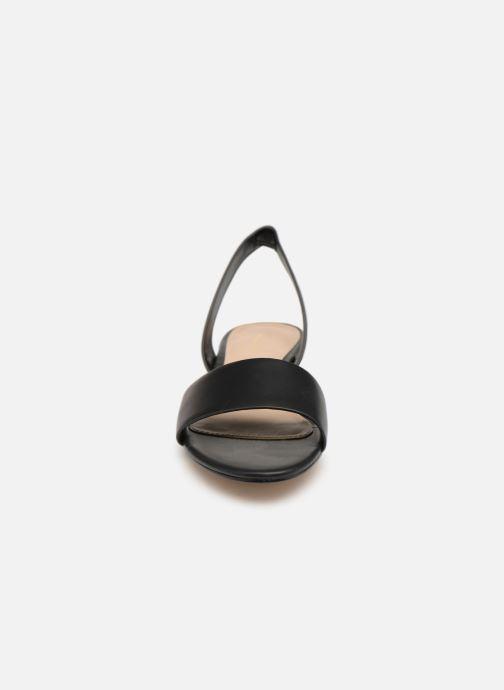 Sandales et nu-pieds Aldo CANDICE Noir vue portées chaussures