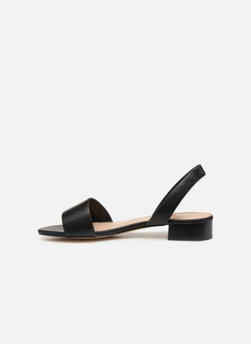 Sandales et nu-pieds Aldo CANDICE Noir vue face