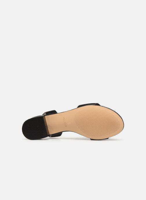 Sandales et nu-pieds Aldo CANDICE Noir vue haut