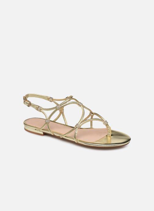 Sandales et nu-pieds Aldo CEARKA Or et bronze vue détail/paire