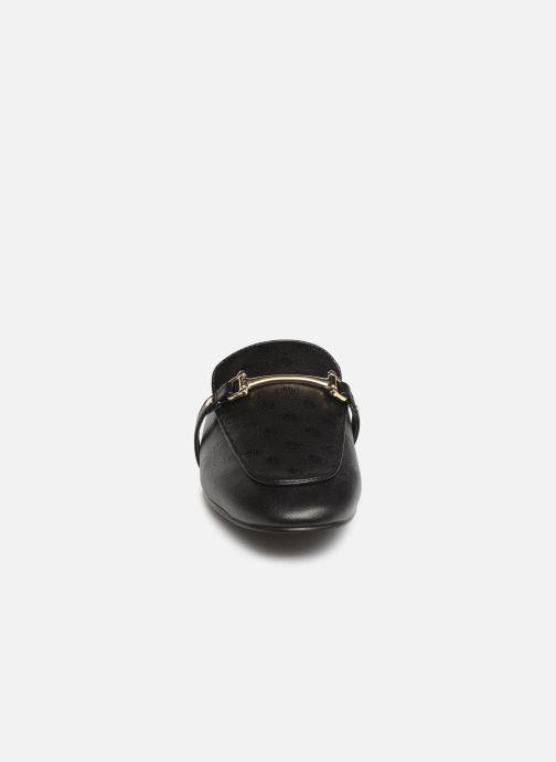Mules et sabots Aldo DABRYLLA Noir vue portées chaussures
