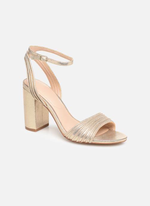 Sandales et nu-pieds Aldo GLERIN Or et bronze vue détail/paire
