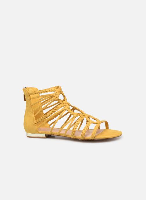 Sandales et nu-pieds Aldo EOWERRALLA Jaune vue derrière