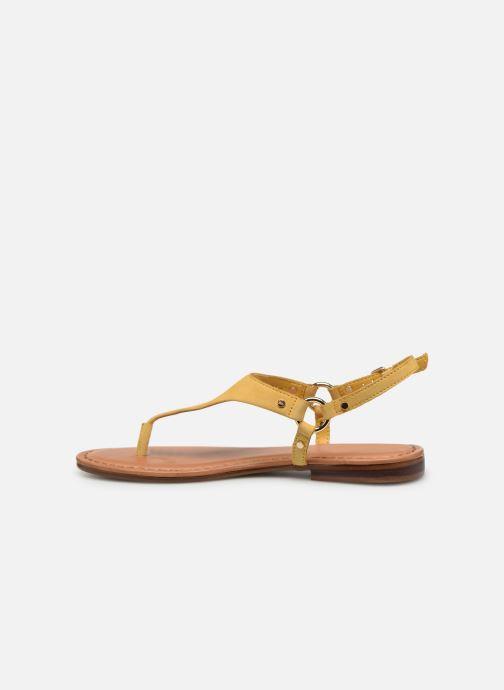 Sandales et nu-pieds Aldo ELUBRYLLA Jaune vue face