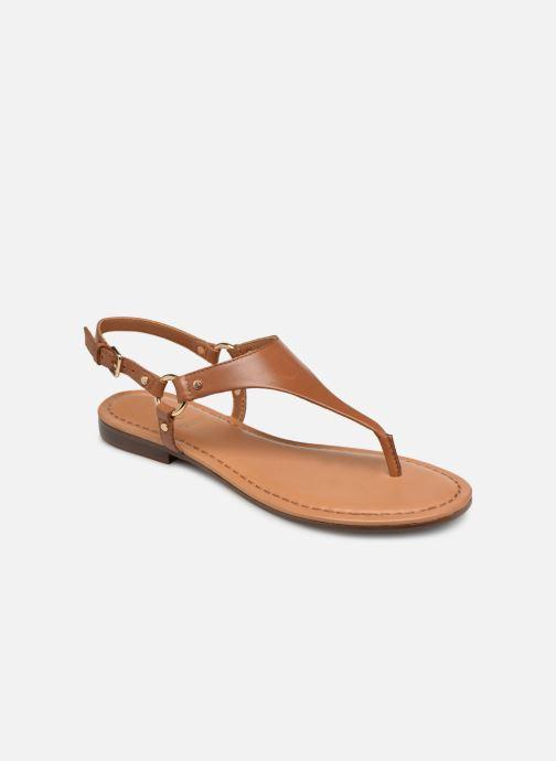 Sandales et nu-pieds Aldo ELUBRYLLA Marron vue détail/paire