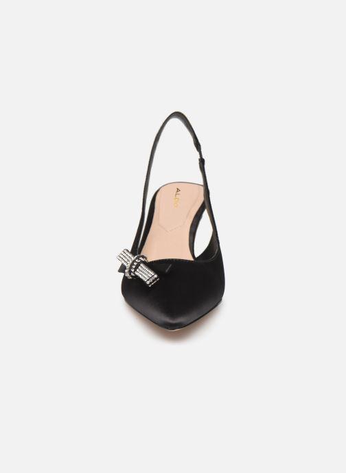 Escarpins Aldo PROADDA Noir vue portées chaussures