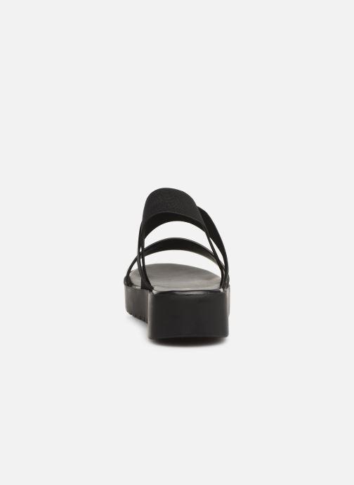 Sandales et nu-pieds Aldo SEANGWEN Noir vue droite
