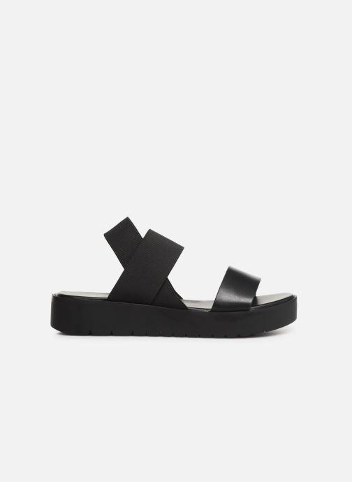 Sandales et nu-pieds Aldo SEANGWEN Noir vue derrière