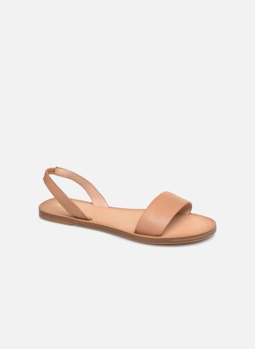 Sandales et nu-pieds Aldo TOAWEN Marron vue détail/paire