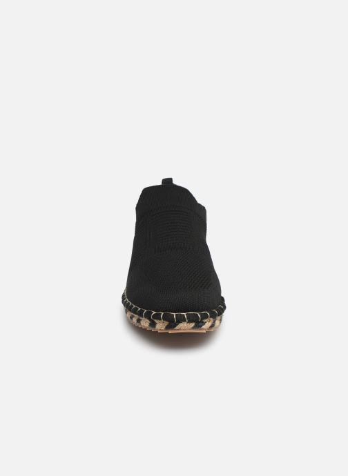 Mocassins Les Tropéziennes par M Belarbi CAMIA Noir vue portées chaussures
