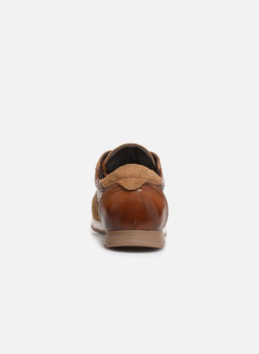 Sneakers Les Tropéziennes par M Belarbi KAPRIO Marrone immagine destra