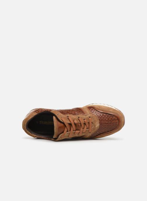 Sneakers Les Tropéziennes par M Belarbi KAPRIO Marrone immagine sinistra