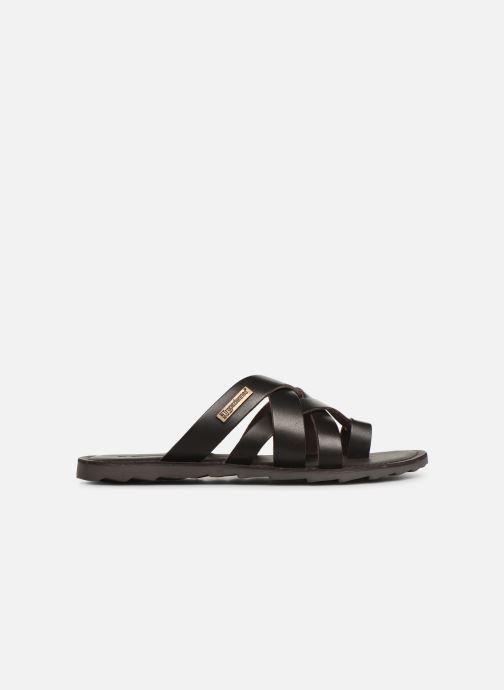 Sandales et nu-pieds Les Tropéziennes par M Belarbi DALAM Marron vue derrière