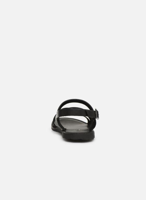 Sandales et nu-pieds Les Tropéziennes par M Belarbi DAIKO Noir vue droite