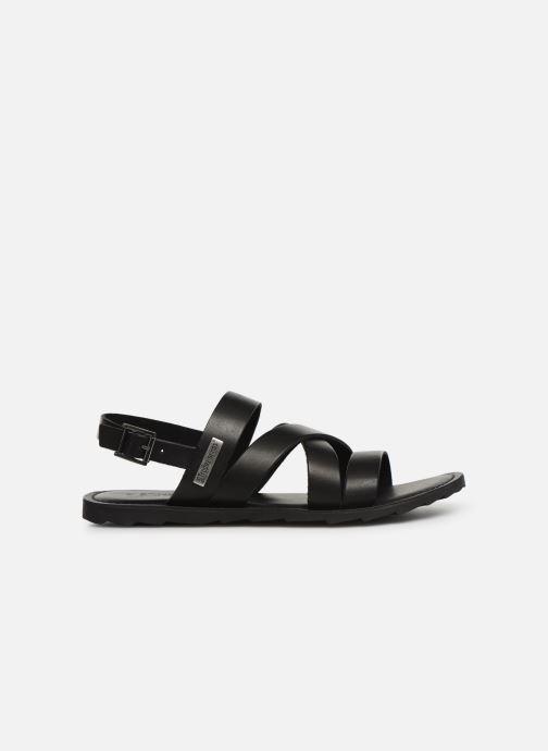 Sandales et nu-pieds Les Tropéziennes par M Belarbi DAIKO Noir vue derrière