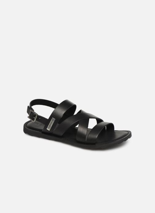 Sandales et nu-pieds Les Tropéziennes par M Belarbi DAIKO Noir vue détail/paire
