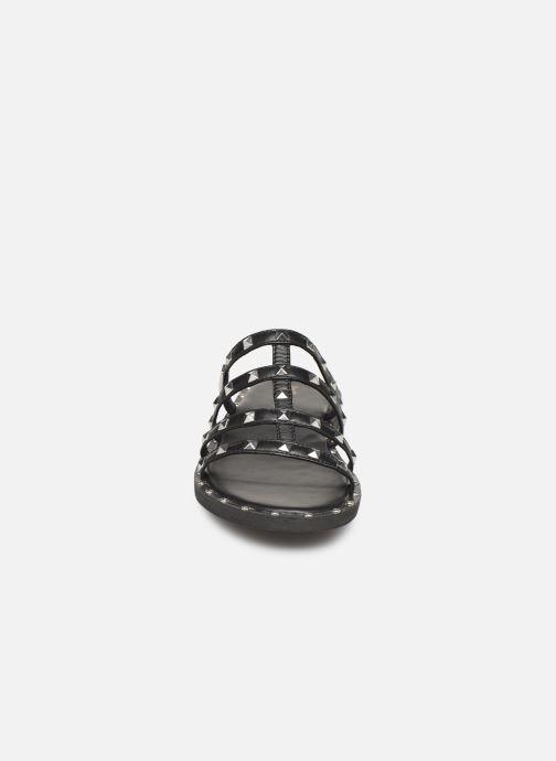 Mules et sabots Les Tropéziennes par M Belarbi DORY Noir vue portées chaussures