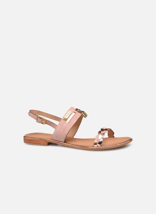 Sandales et nu-pieds Les Tropéziennes par M Belarbi HAYA Rose vue derrière