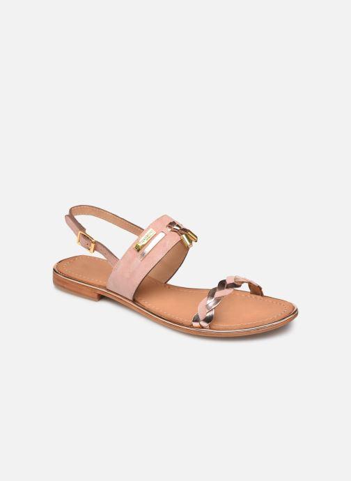 Sandales et nu-pieds Les Tropéziennes par M Belarbi HAYA Rose vue détail/paire