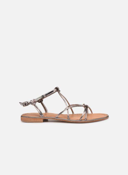 Sandales et nu-pieds Les Tropéziennes par M Belarbi HERON Argent vue derrière
