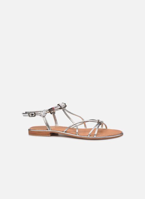 Sandals Les Tropéziennes par M Belarbi HERON Silver back view