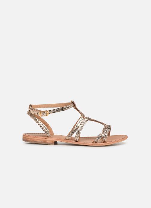 Sandales et nu-pieds Les Tropéziennes par M Belarbi BOUNTY new Or et bronze vue derrière