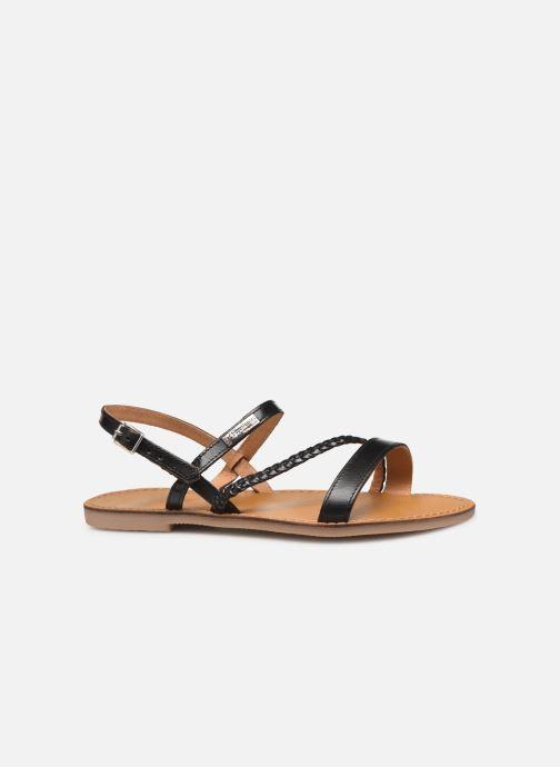 Sandales et nu-pieds Les Tropéziennes par M Belarbi BATRESSE Noir vue derrière
