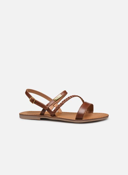 Sandales et nu-pieds Les Tropéziennes par M Belarbi BATRESSE Marron vue derrière