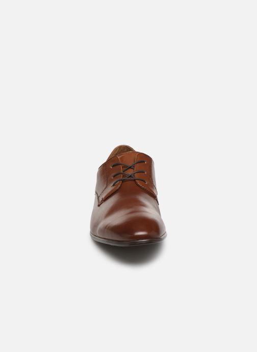 Schnürschuhe Aldo BANSANG braun schuhe getragen