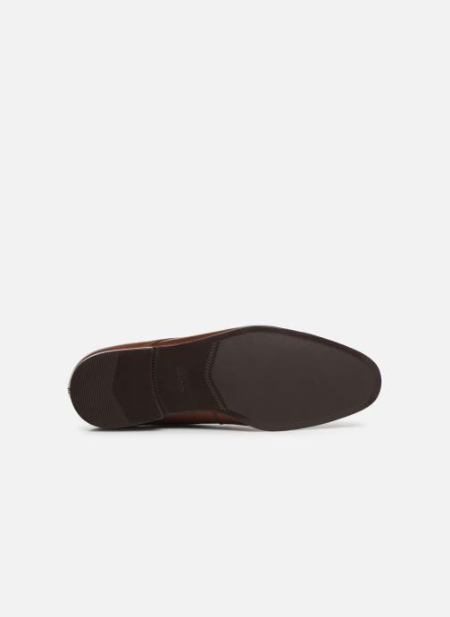 Chaussures à lacets Aldo BANSANG Marron vue haut