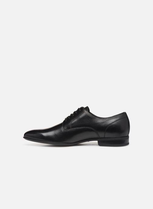 Chaussures à lacets Aldo DRYMA Noir vue face