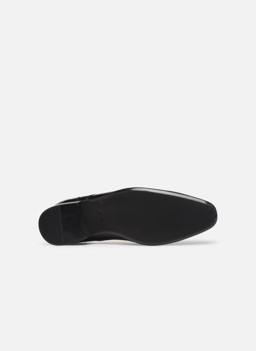 Chaussures à lacets Aldo DRYMA Noir vue haut