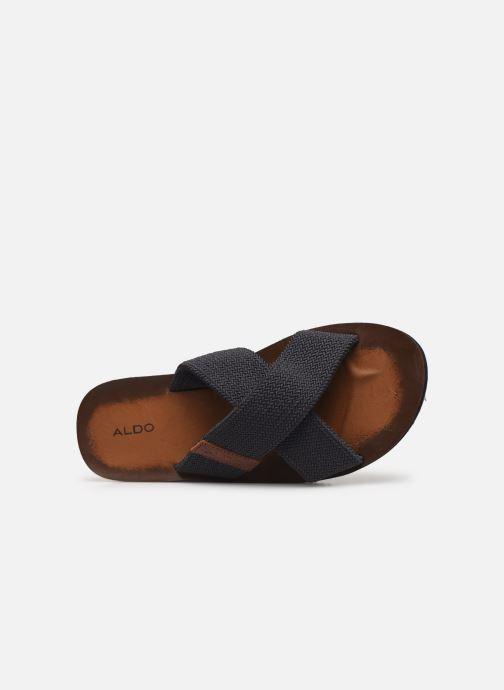 Sandales et nu-pieds Aldo DWELALIAN Bleu vue gauche