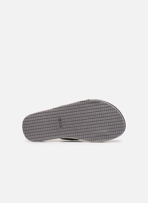 Sandales et nu-pieds Aldo DWELALIAN Bleu vue haut