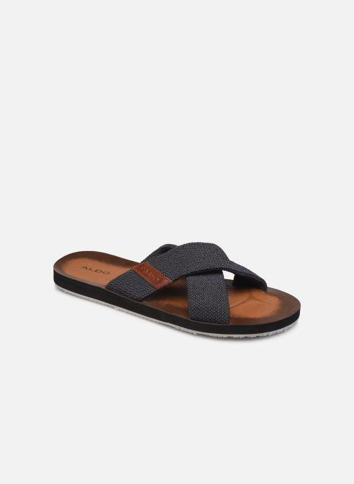 Sandales et nu-pieds Aldo DWELALIAN Bleu vue détail/paire
