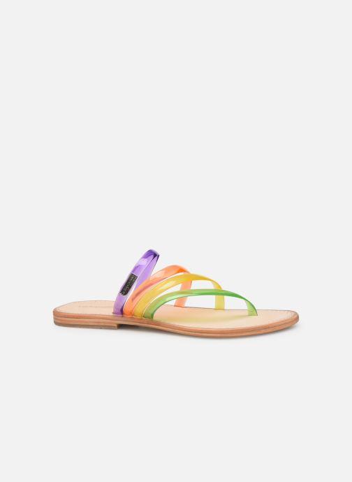 Sandales et nu-pieds Les Tropéziennes par M Belarbi OPINA Multicolore vue derrière